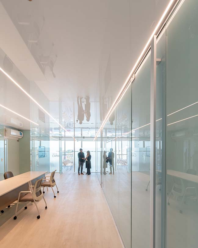 Sede Corporativa Sveltia by eeg arquitectos