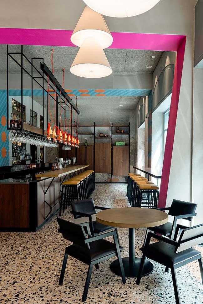 Spica: the new restaurant in Milan by Vudafieri-Saverino Partners