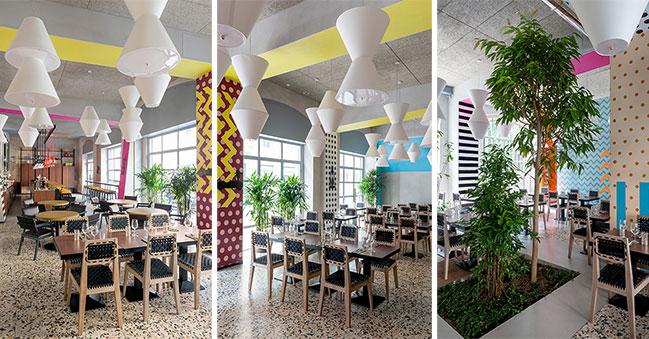 Spica: the new restaurant in Milan by Vudafieri-Saverino Partners