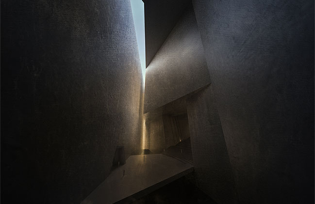Transcendence 3.0 by Matteo Cainer Architecture