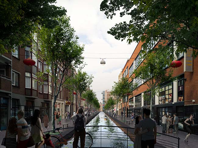 The Hague Open Canals by MVRDV