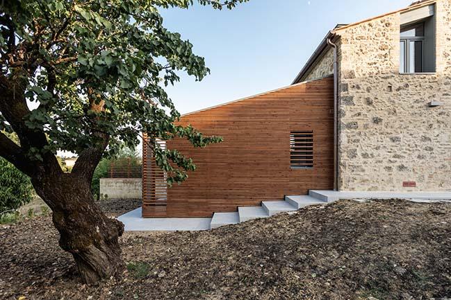 Casa La Palazzina by Studio ORA