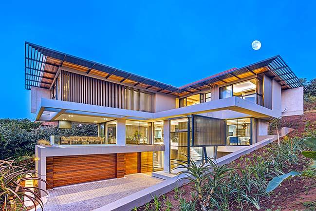 YNE House by Metropole Architects
