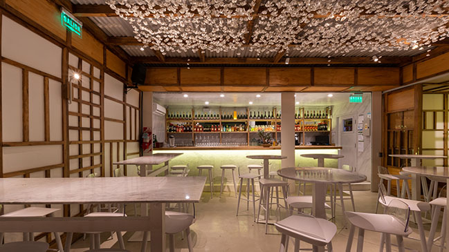 Tokin Sushi Bar by Estudio Montevideo