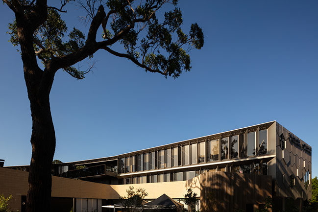 Taronga Institute of Science and Learning by NBRS ARCHITECTURE