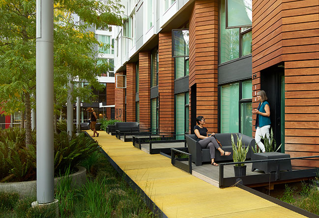 8th & Republican Mixed-Use Development by The Miller Hull Partnership