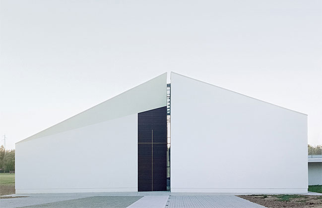 Church of the Penitent Thief by INOUTarchitettura / LADO architetti / LAMBER + LAMBER