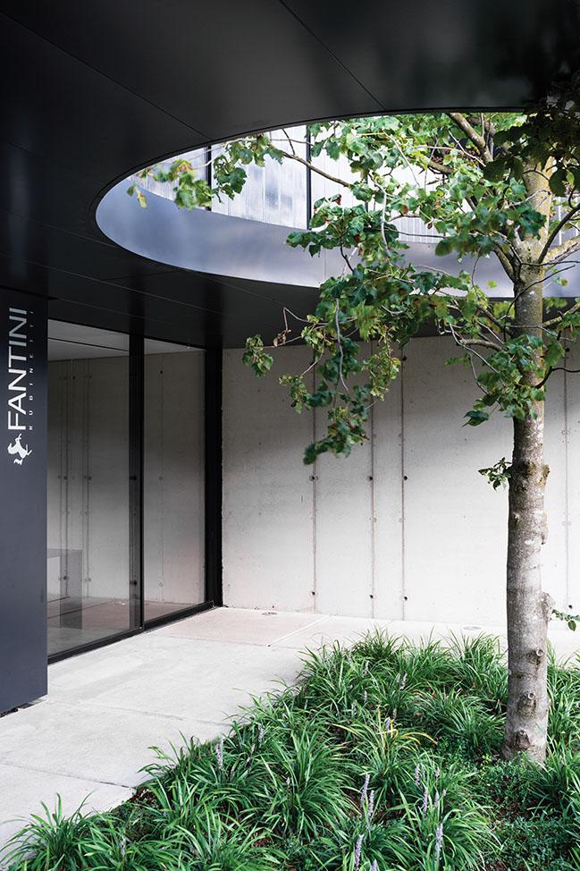 Fantini Headquaters by Lissoni Architettura