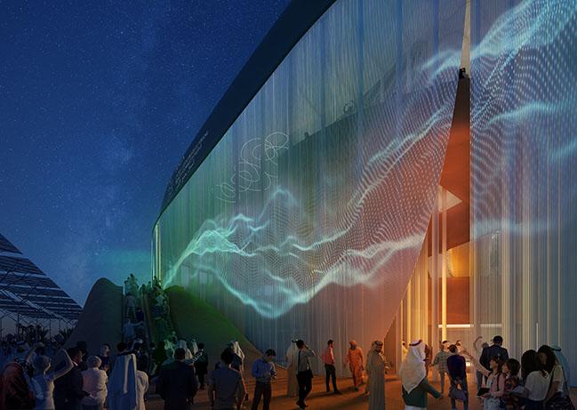 Carlo Ratti Associati unveiled final design for Italian Pavilion at Expo Dubai 2020
