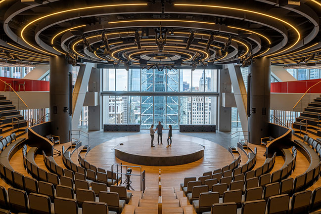 Comcast Technology Center by Foster + Partners opens