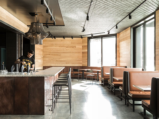 Coffeebar in Menlo Park by Walker Warner Architects