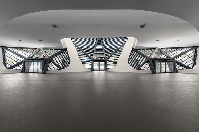 Taipei Music Center by RUR Architecture DPC