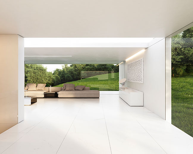 House in Benahavis by Fran Silvestre Arquitectos