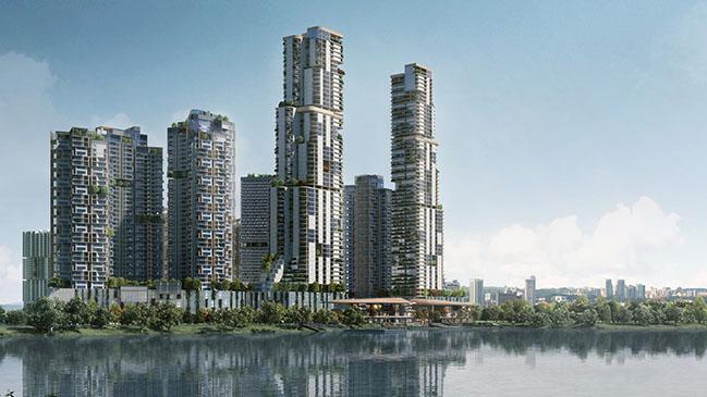 KIARA BAY Masterplan by Lead8 Showcases Eco-Aware Township in Kuala Lumpur