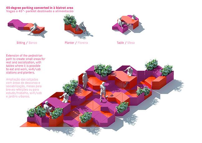 Piuarch presents Espaço in São Paulo: an urban regeneration project