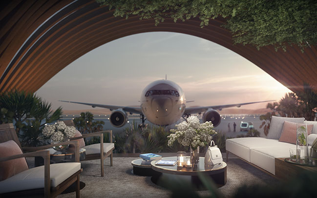 Foster + Partners to design Red Sea airport