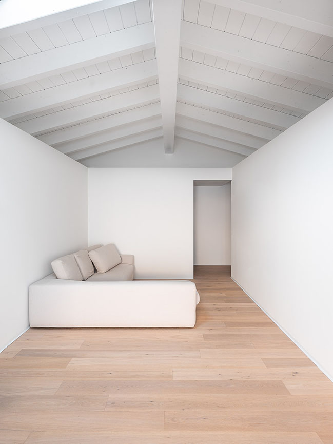 HTBR House in Corticella, Italy by Natoffice