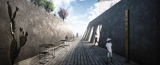 Urban Fortress by BOTTEGA17