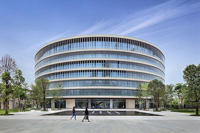 vivo Headquarters in Dongguan by CCD / Cheng Chung Design (HK)