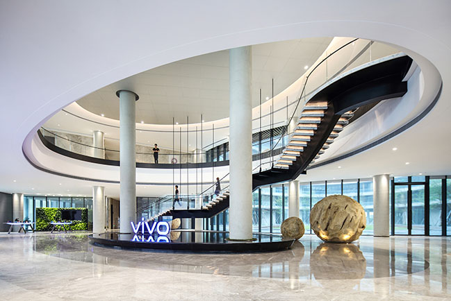 vivo Headquarters in Dongguan by CCD / Cheng Chung Design (HK)