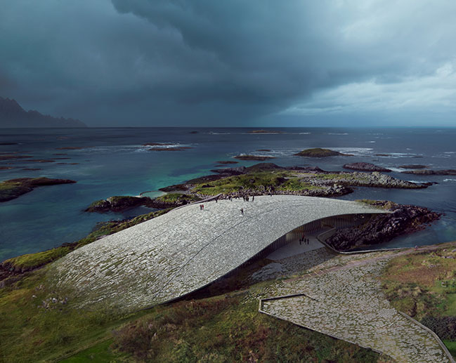 Dorte Mandrup wins competition for New Arctic attraction The Whale
