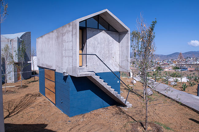 Apan Prototype by Francisco Pardo Arquitecto