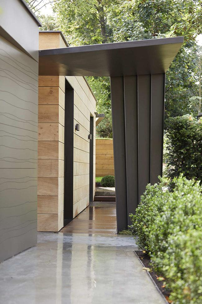 Blackheath House by Walker Bushe Architects