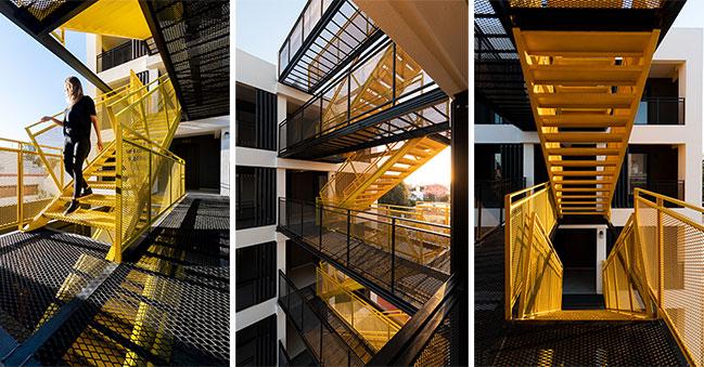 CASA 40 Building by Quaranta & Coraglio Arquitectos