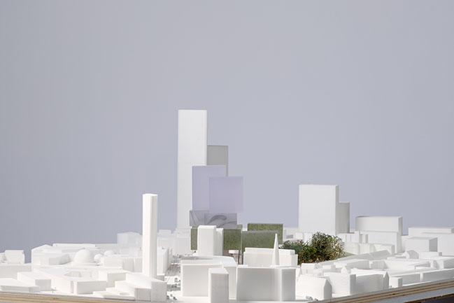 Van der Meulen-Ansemsterrein by OMA / David Gianotten