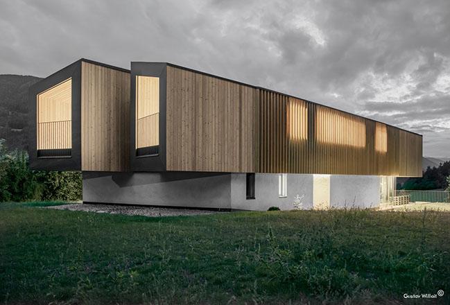 House Rubner by Stefan Hitthaler Architektur