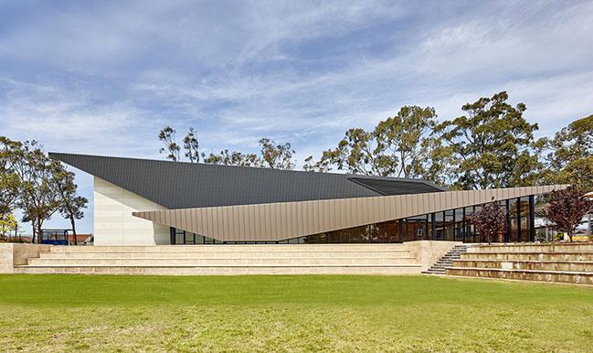 Melville Senior High School Theatre by Cox Architecture