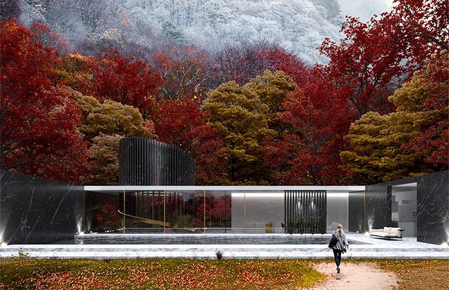 Autumn House by Wafai Architecture
