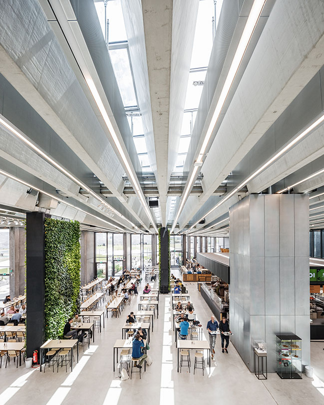 COBE has built new headquarters for adidas in Germany