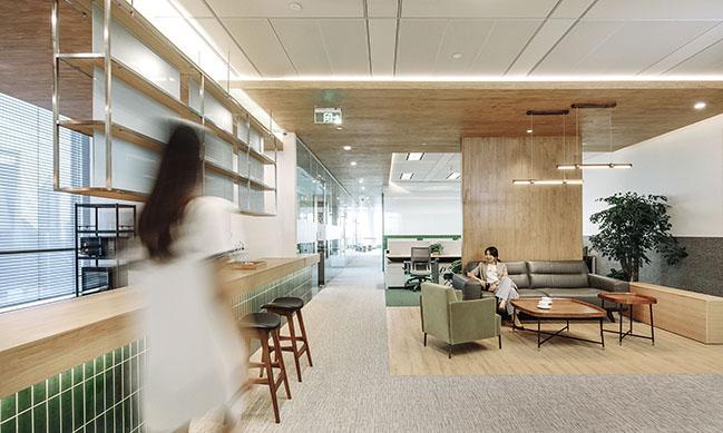 Zhihe Partners Lawyers Office by Studio DOTCOF