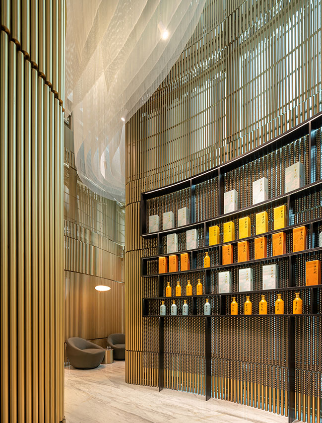 Guiniang Experience Store by Ippolito Fleitz Group