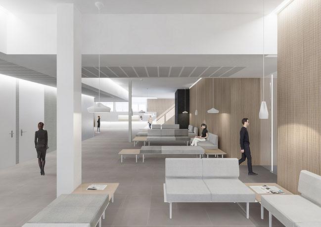 Mecial Centre by Ramón Esteve Estudio