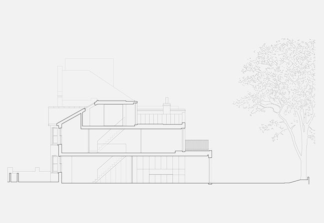 Muse House by Alexander Martin Architects