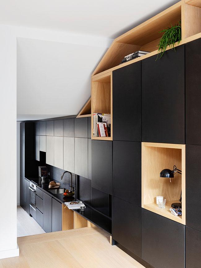 Slim Studio London by MATA Architects