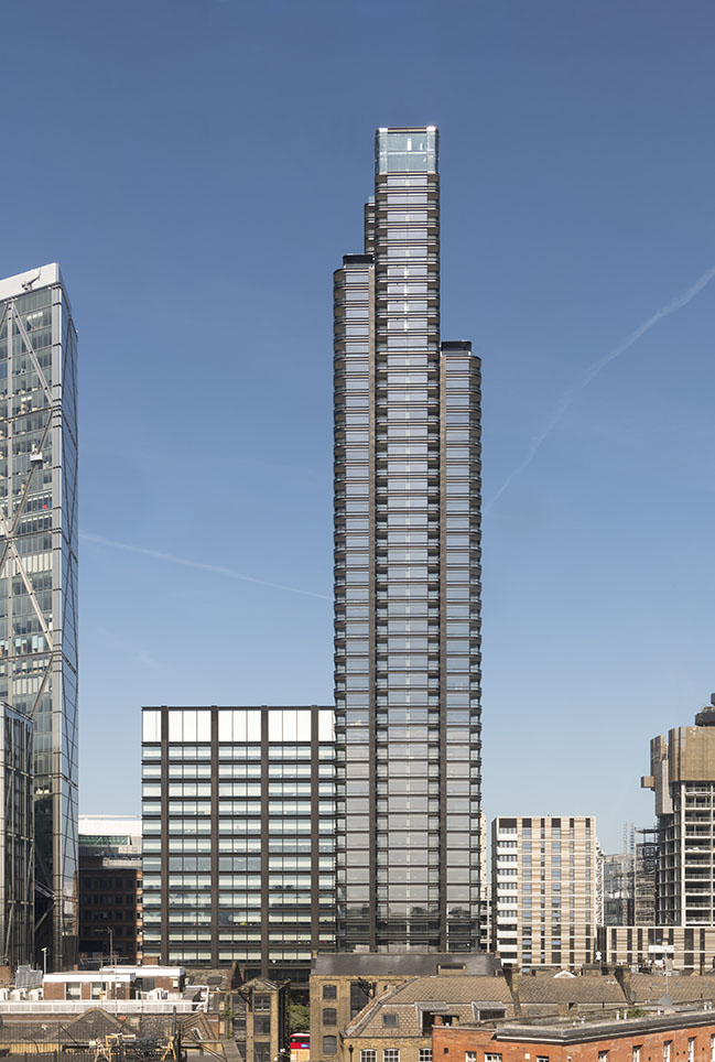 Principal Tower by Foster + Partners