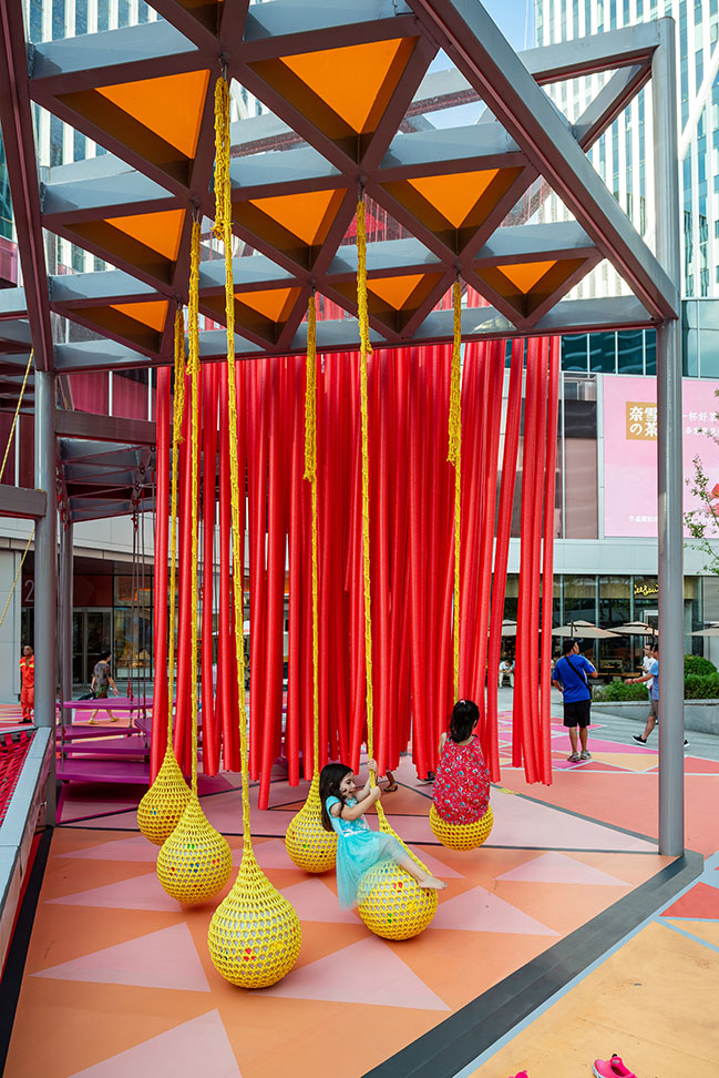 Hang Out by 100architects