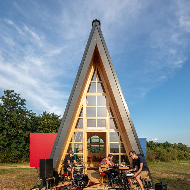 Grand Cabin by Hello Wood
