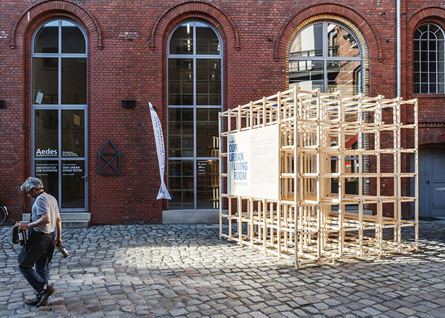 Cobe opens exhibition in Berlin
