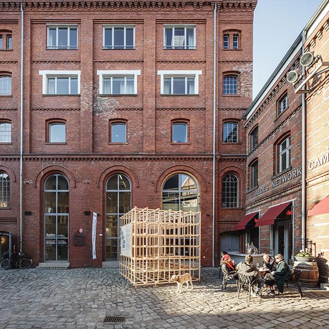 Cobe opens exhibition in Berlin