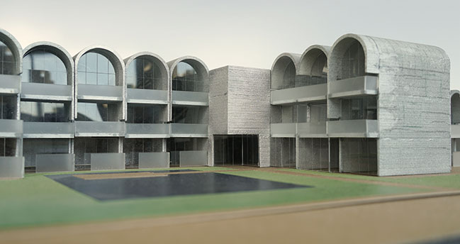 Groundbreaking of The Loisium Expansion by Steven Holl Architects