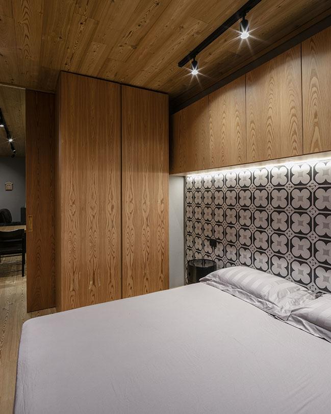 rifugio caldo by Filippo Bombace