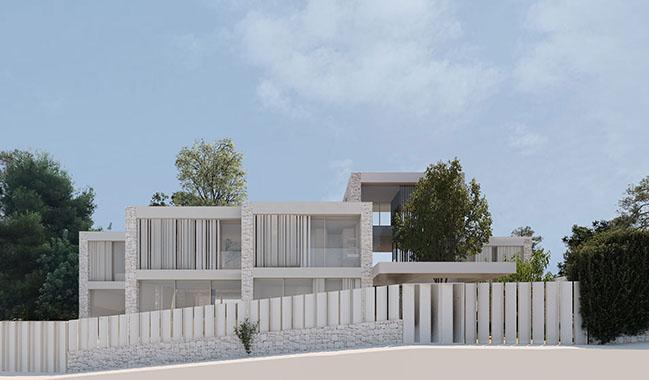 House in El Vedat by Ramón Esteve Estudio