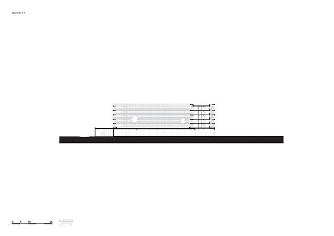 Bottière Chénaie in Nantes by KAAN Architecten