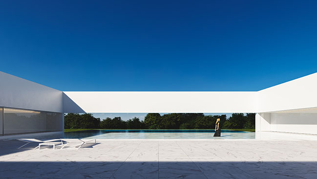 Compluvium House by Fran Silvestre Arquitectos