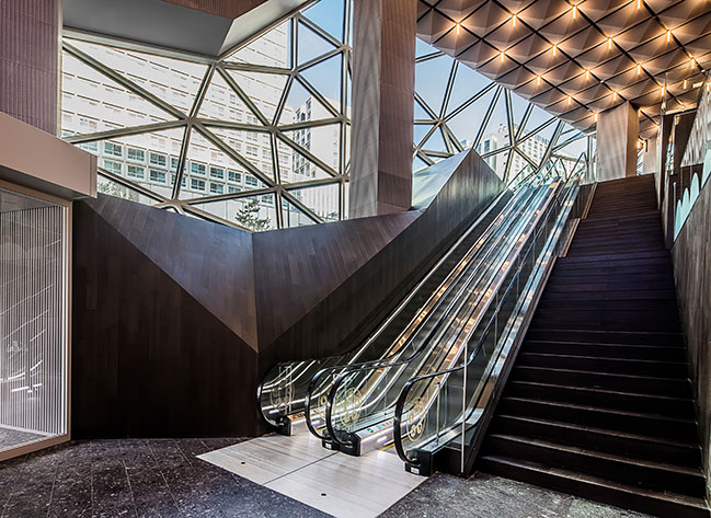 OMA-Designed Galleria Department Store Completes in South Korea