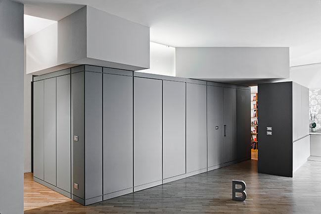Flex home by BODA' architetti